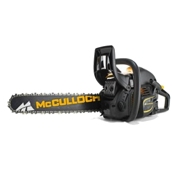McCulloch CS410 Elite Petrol Chainsaw 45cm GuideBar