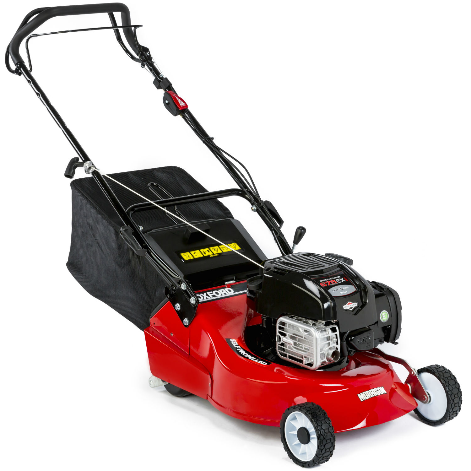 Morrison Oxford 48RS SelfPropelled Petrol Roller Lawnmower Special Offer