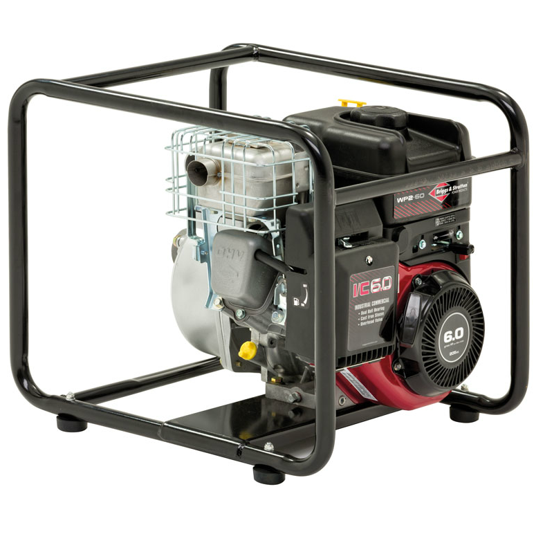 Briggs and Stratton WP260 SemiProfessional Water Pump