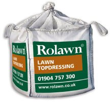Rolawn Lawn Top Dressing 073m Bulk Bag 730 litres approx volume when packed