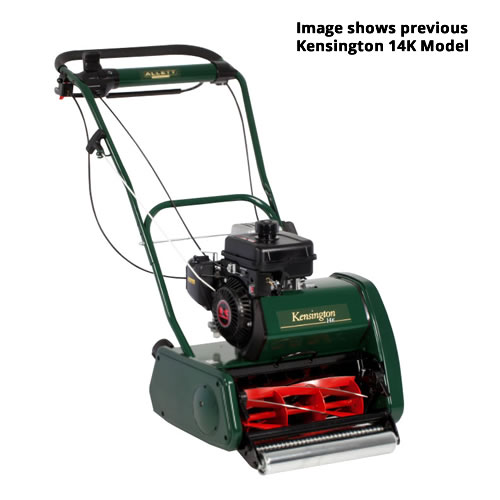 Allett Kensington 14B Self Propelled Petrol Cylinder Mower