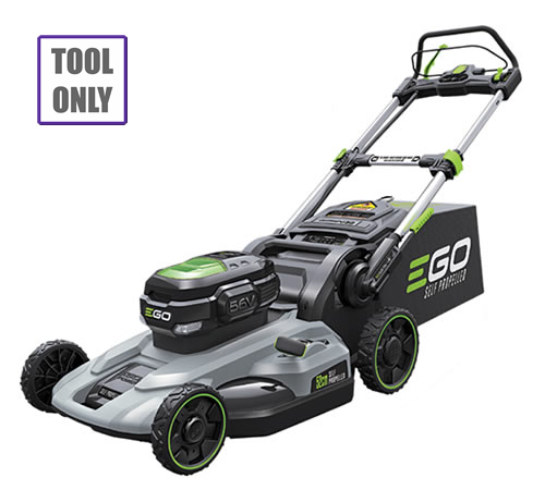 EGO Power LM2120ESP 52cm SelfPropelled Cordless Lawnmower No BatteryCharger