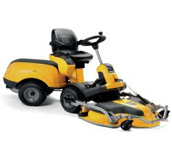 Stiga Park 540 DPX RideOn Lawnmower Excluding Deck