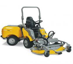 Stiga Titan 540D RideOn Lawnmower Excluding Deck