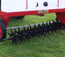 SCH 40 inch Grass Care System Heavy Duty Slitter Attachment HGS